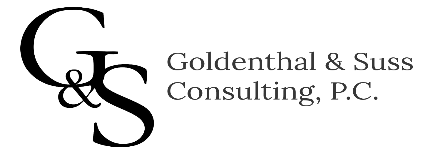 Goldenthal & Suss Consulting, P.C. Logo