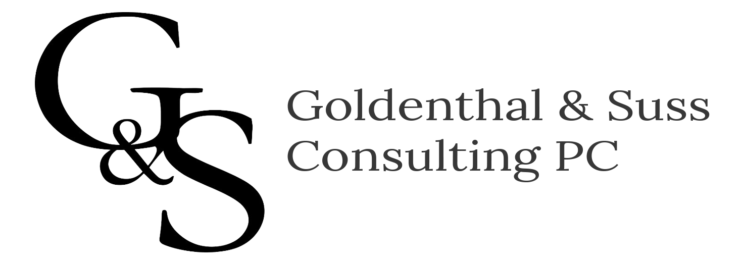Goldenthal & Suss Consulting PC Logo